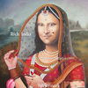 Indian Art Gallery Monalisa Canvas Oil Painting