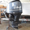 FREE DROP SHIPPING FOR Used Yamaha 90HP 4-Stroke Outboard Motor Engine