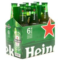 Heinekens Larger Beer in Bottles/ Cans 250ml /330ml & 500ml
