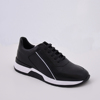 Top Quality Black Sport Leather Shoes