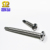 Taiwan Outdoors Special Stainless Steel Harden High Anti-acid Robertson Pan Head Self Drill TEK Screws