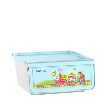 new design 2019 Plastic Drawer Cabinet TINO No.0818 Duy Tan Plastics made in Vietnam 100%  new design