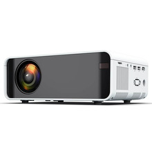 <strong>Projector</strong> Upgraded 2400 Lumens, GB35 <strong>Projector</strong> Multimedia 480P Home Theater Video <strong>Projector</strong> Support 1080P, HDMI, USB, SD Card, V