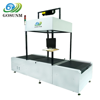 GOSUNM Parcel sorting robot Dimensioning and Weighing Scanning Machine In Motion DWS system with weight in motion