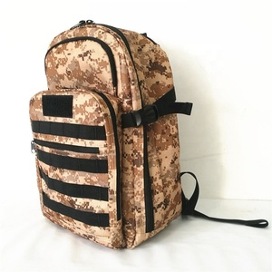 Wholesale fabric Waterproof Camo Back Pack Military Tactical Backpack for hunting