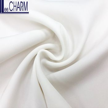 LCL076 Taiwan Quality Draped Soft Satin Polyester Wedding Fabric