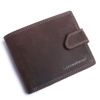 RFID Blocking Big Capacity Men's Leather Wallet | Handmade Vintage Leather Wallet with 9 Card 2 Photo ID 1 Coin and 2 Currency