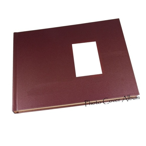 Wedding Albums For Professional Photographer / Hot Sale Photo Album Book / Wedding Photo Album Cover Leather