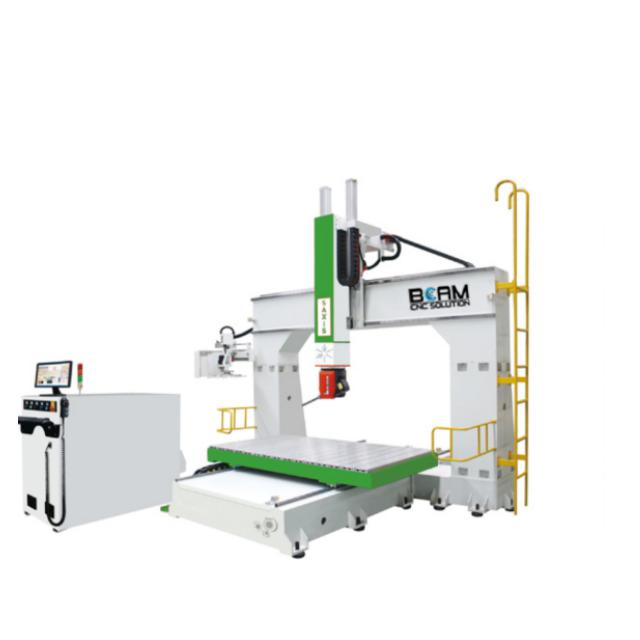 Foam/Wood Engraving/Milling Machine 3D CNC Foam Router 5 Axis