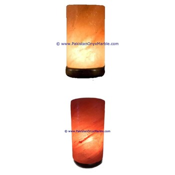 Most Popular himalayan ionic salt crystal cylinder lamp