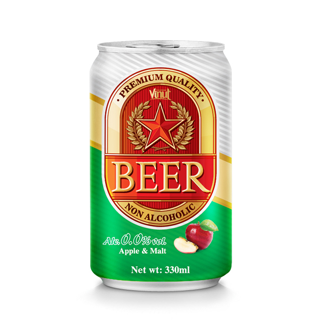 Apple Non Alcoholic Beer (330ml )