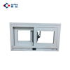 Commercial aluminium sliding window with handle