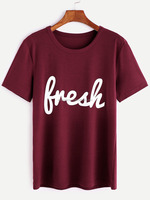 Assorted Color Tshirt/100% Cotton/ Screen Printing Custom Design/ Summer wear/ Unisex T-Shirt