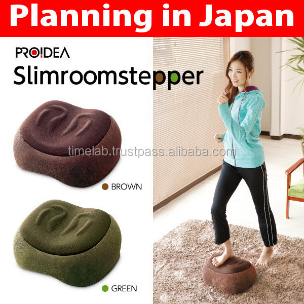 Innovative and easy to use sporting goods and equipment slimroomstepper for personal , product by Japan