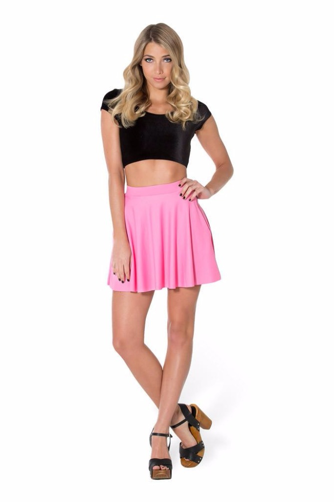 100% cotton skirts, short skirt, mini skirts for women