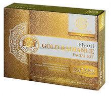 Khadi Natural Herbal Gold Facial kit