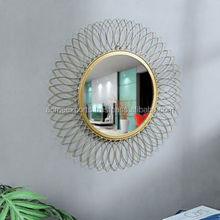 Indian design decorative wall mirror