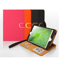 01674 For iPad air2/air/mini2 retina/mini/2,3_Premium Rotary Tablet Diary_Smart Cellular Mobile Phone Case Cover Casing