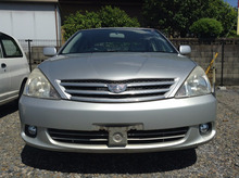 GOOD CONDITION RIGHT HAND STEERING USED CAR TOYOTA ALLION 2002 (GRADE: A18, MODEL: UA-ZZT240, ENGINE: 1ZZ)