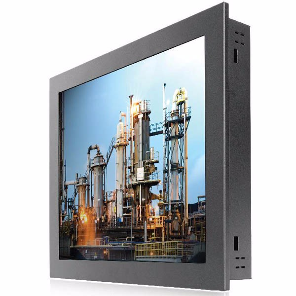 "46inch wide Panel Mount LCD Monitor/ 700cd/ 1920x1080/ RGB, DVI/ 46"" FHD 16:9 Industrial Monitor"