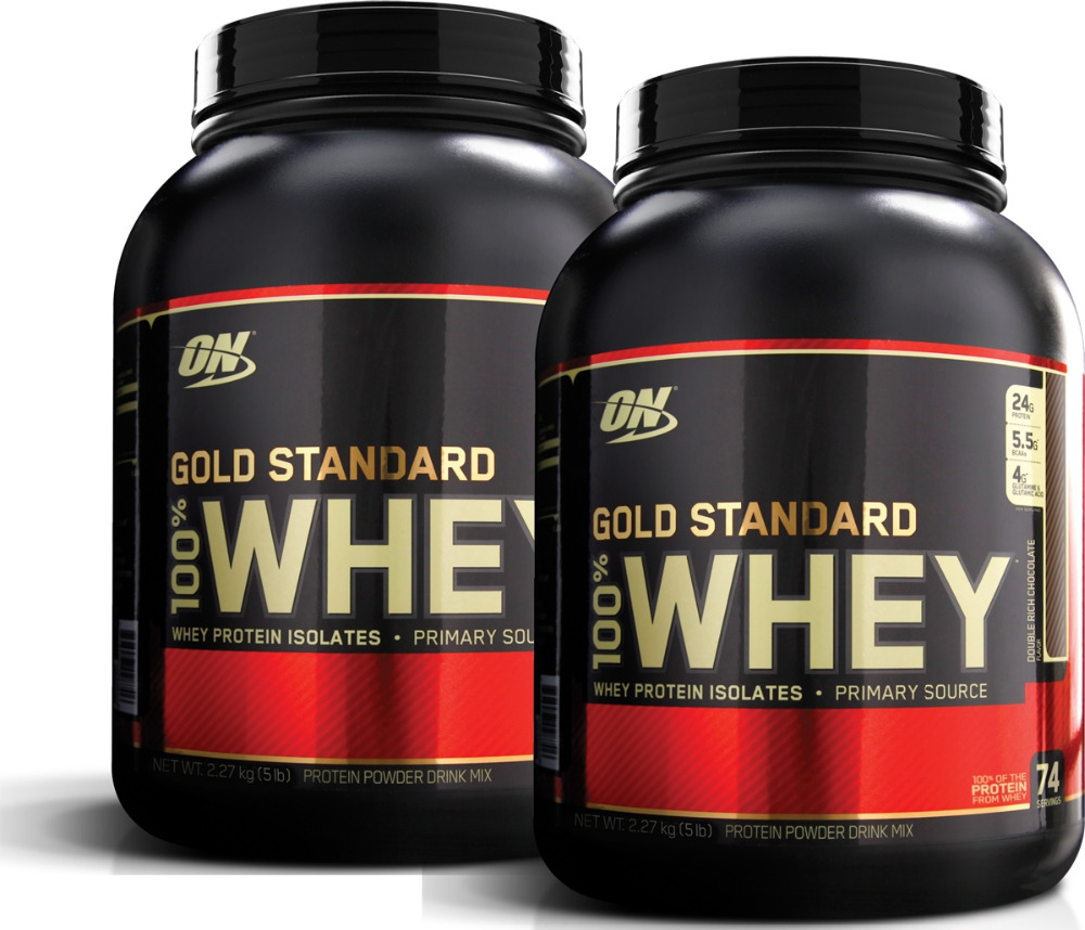 Whey protein 100% Whey Gold Standard, 13 Flavors, 24g Protein