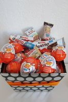 Nutella Chocolate 230g, 350g and 600g, kinder joy and surprise Mars, Bounty, Snickers, Kit Kat, Twix Multi