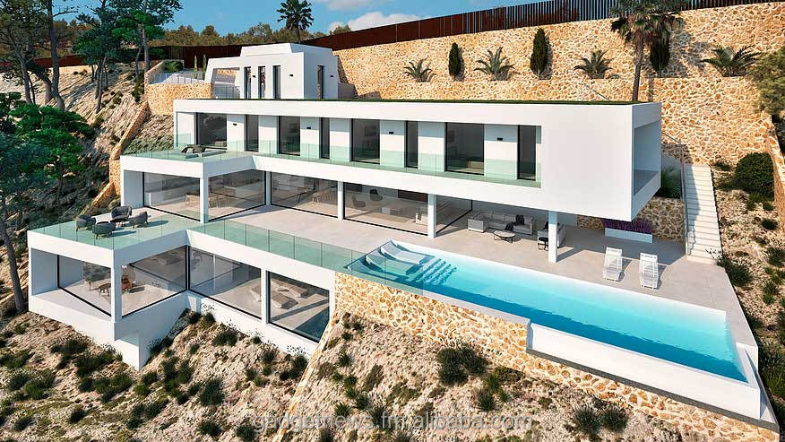 EXCLUSIVE DESIGNER VILLA IN JAVEA, SPAIN.....EXCEPTIONAL! AMAZING BEAUTY!