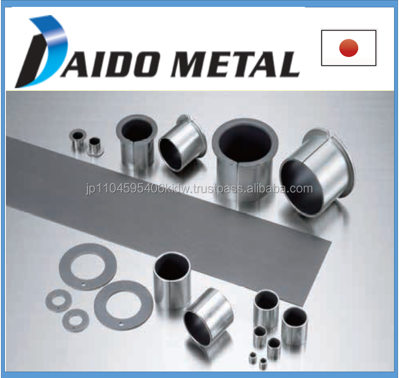 Reliable motor bushing Daido bearing with low friction characteristics