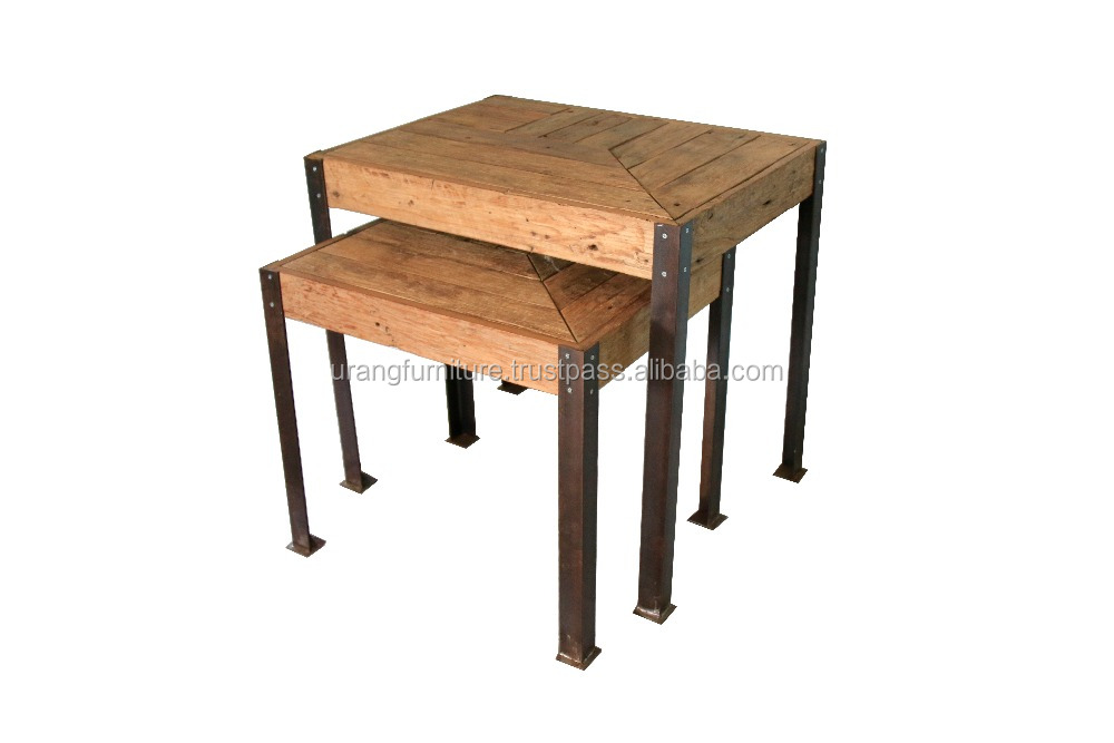 Zamba Recycle Teak Table Large Furniture