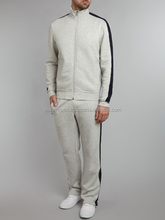 polo fleece track suit--grey-side-stripe-sweat-pant-product