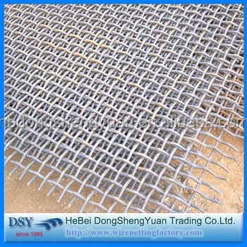 PVC Coated /Galvanized Home Depot Welded Stainless Steel Crimped Wire Mesh