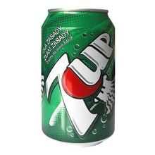 7UP soft Drink 330ml