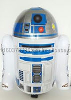 INFLATABLE WIRELESS CONTROLLED R2 D2 REMOTE CONTROL STARWARSX R2D2S
