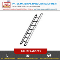Durable Fashionable Designed Aluminum Agility Ladders