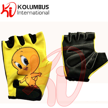 Kids All Purpose Cycling Gloves, Fitness Weight Lifting Gloves With Customization Offered