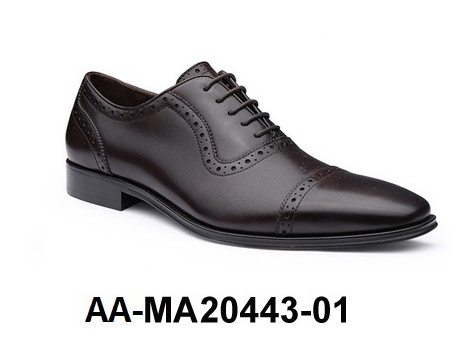Genuine Leather Men's Dress Shoe - AA_MA20443-01