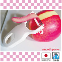 Easy-use rust resistant peeler for importers of stainless steel kitchenware