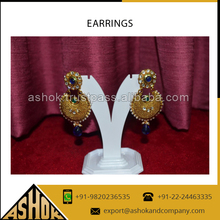 Jhumka Style Earring Jewelry Available with Trendy Appearance