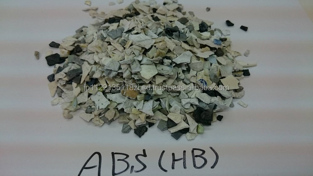 Reliable and Eco friendry recycled abs plastic sheet Recycle ABS for injection parts suitable for printer parts