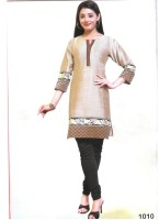 Stylish Silk Cotton Jeel Kurtis