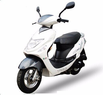 (PEDA Motor Italy Shipping) 2016 Summer Promotion Big Discount Motorcycle for Sale 50cc 4 stroke EEC Scooter Moped (GTS)