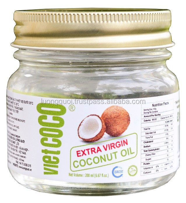 ORGANIC EXTRA VIRGIN COCONUT OIL (COLD PRESSED)