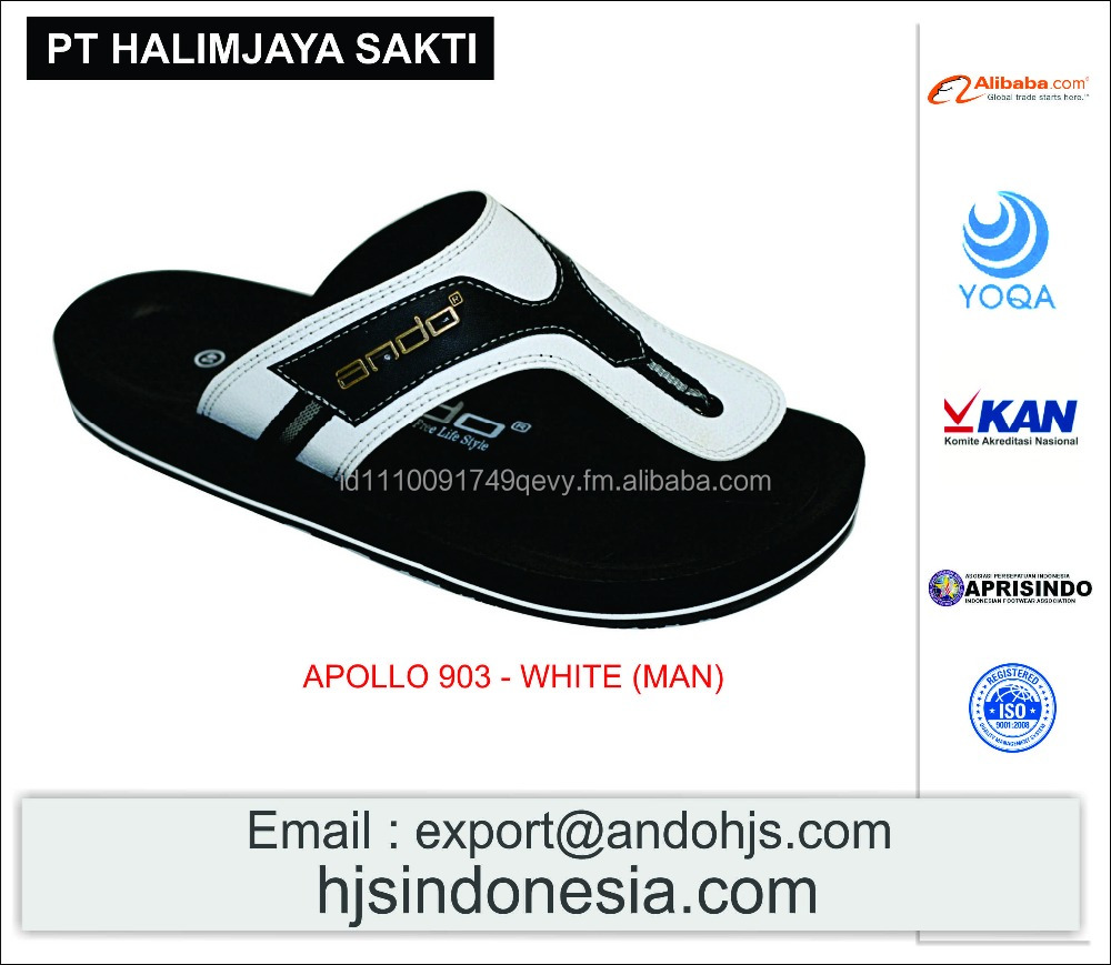 Casual Basic Sandals Man (APOLLO 903)
