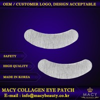 anti wrinkle eye pads collagen eye patch for eyelsh extensions