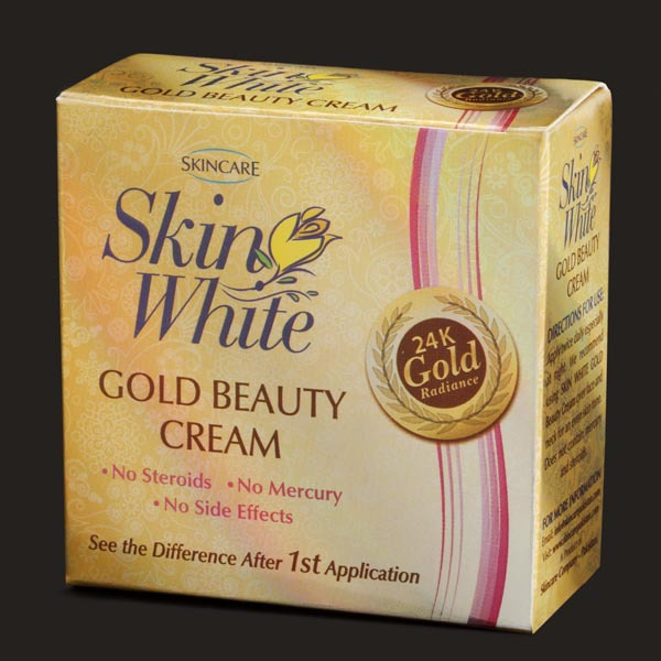 Skin White Gold Beauty Cream