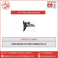 Hot Selling PGW Waste Textile Cutter from Certified Supplier
