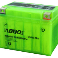 Motorcycle Gel Battery YB6L B