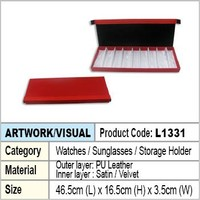 Watches Holder (Red)