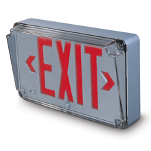 Eaton CCH UX Series LED Exit Signs
