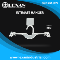 "KM2 - 10"" Bra / Panty / Brief / Underwear Hangers (Intimate Hangers - Philippines)"